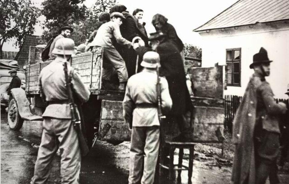 1941 - a zsidók deportálása Kárpátaljáról