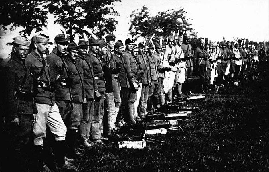 Vörösterror és fehérterror vidéken 1919-1921