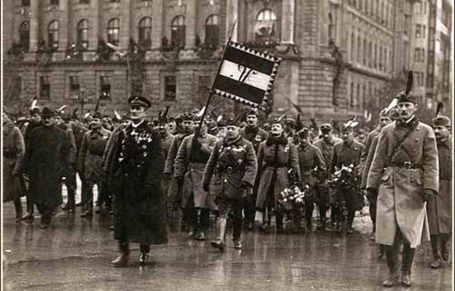 Zsidóellenes atrocitások Budapesten 1919-1948