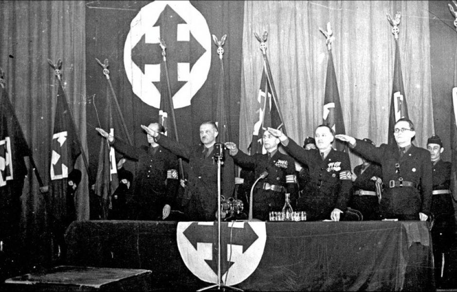 Zsidók ellen elkövetett tömeggyilkosságok vidéken 1944-1945