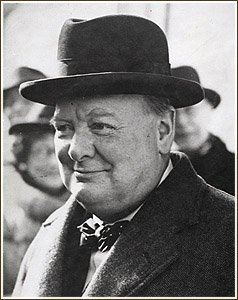 Winston Spencer Churchill (1874-1965)