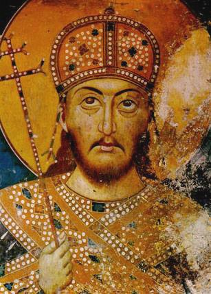Dusán István (Stefan Uroš IV Dušan Nemanjić, 1308-1355)