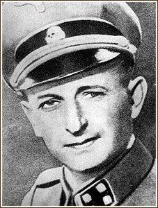 Adolf Eichmann (1906-1962)