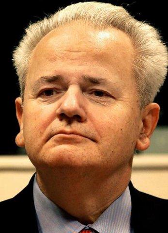 Szlobodan Milosevics (Slobodan Milošević, 1941-2006)