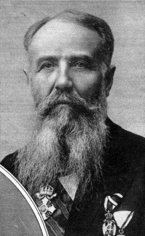 Nikola Pasics (Nikola P. Pašić, 1845-1926)