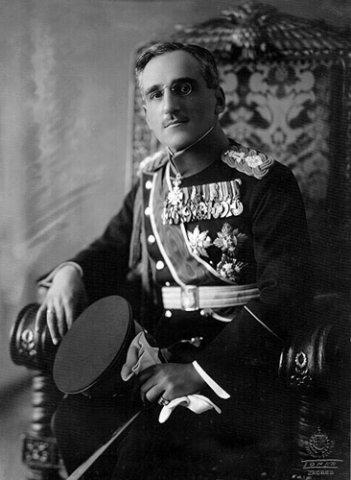 Sándor király (Aleksandar I Karađorđević, 1888-1934)