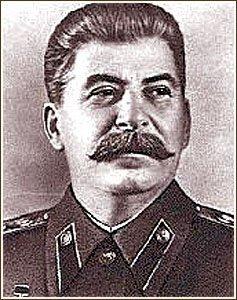 Joszif Visszarionovics Sztálin (1879-1953)