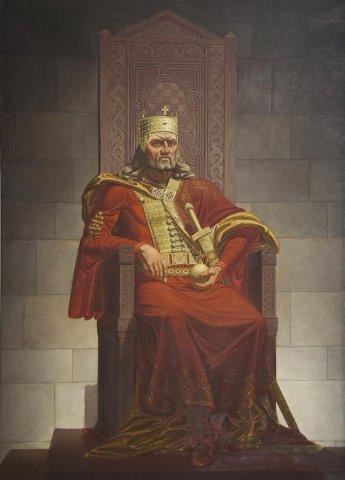 I.Tomiszláv (Tomislav, meghalt 928-ban)
