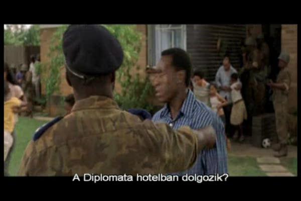 Hotel Ruanda 4.